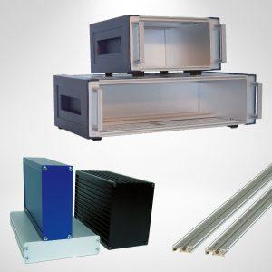 Aluminiumprofile, Gehäuseprofile und Alu-Gehäuse