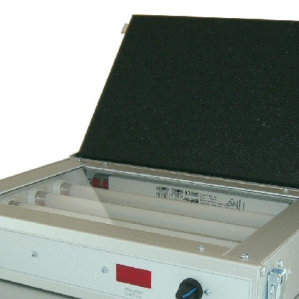 Detail UV-Belichtungsgerät