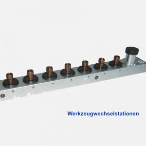 Werkzeugwechselstation
