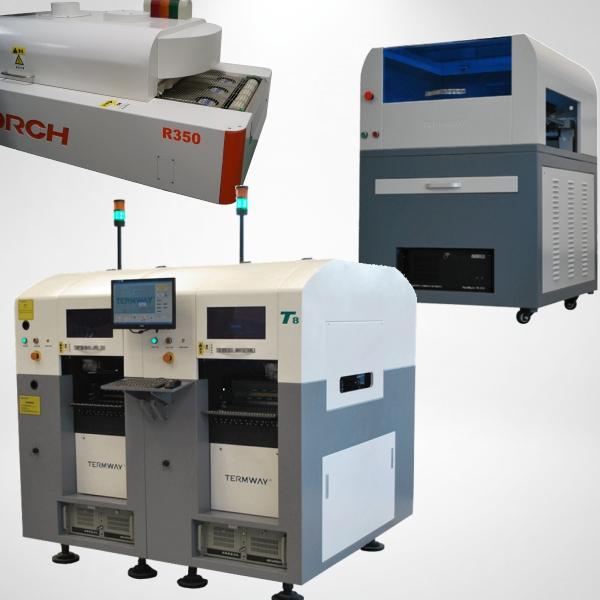 SMD-Montage-Automaten