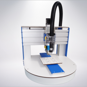 CNC-Simply mit Jetter Dispenser