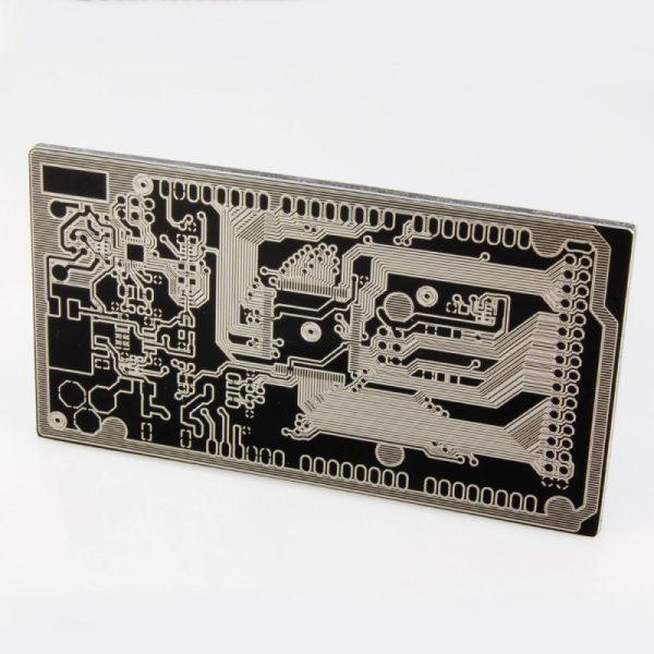 Laserapplikation Platine